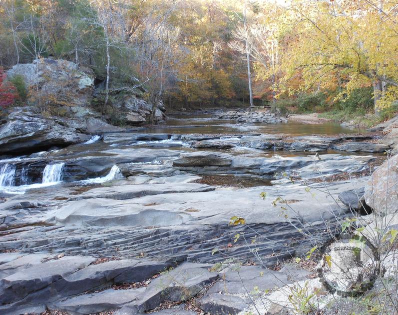 Turkey Creek in the Fall